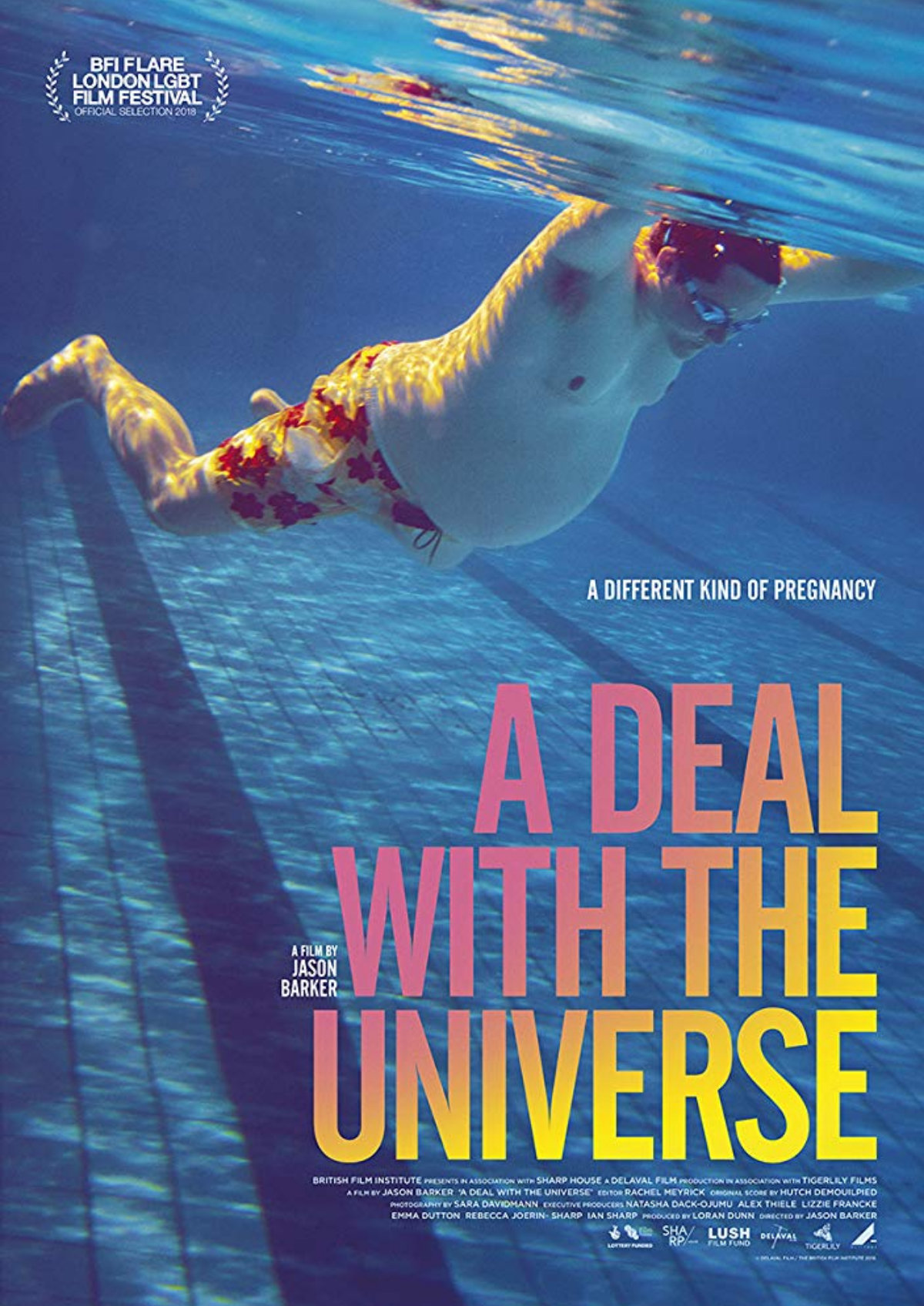 'A Deal With The Universe' movie poster