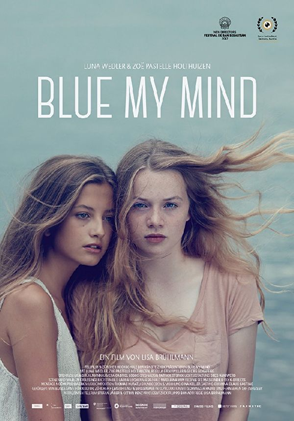 'Blue My Mind' movie poster