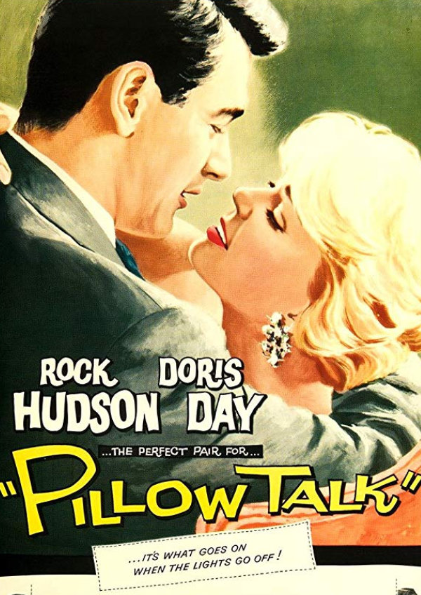 'Pillow Talk' movie poster