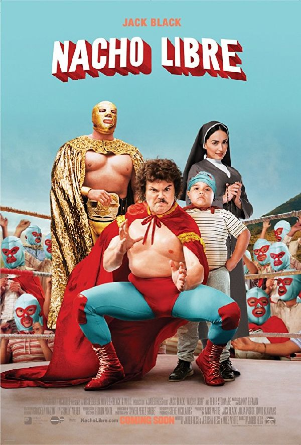 'Nacho Libre' movie poster