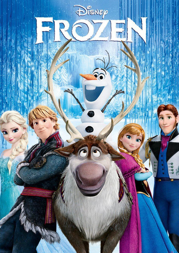 'Frozen' movie poster