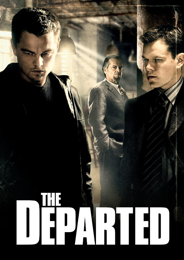 'The Departed' movie poster