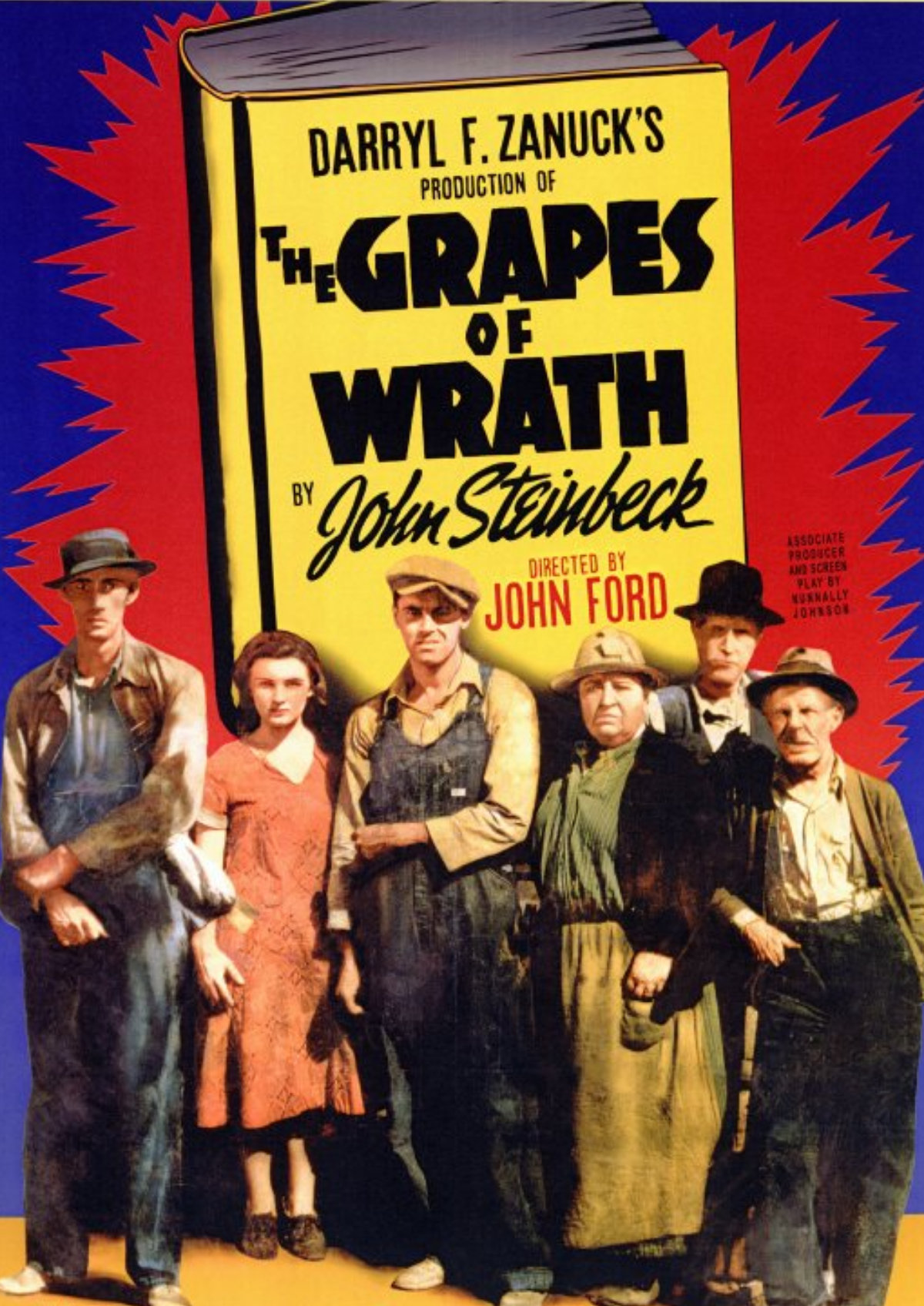 'The Grapes Of Wrath' movie poster