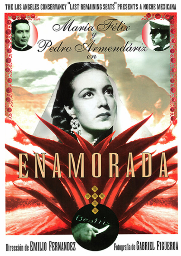 'Enamorada (Woman In Love)' movie poster