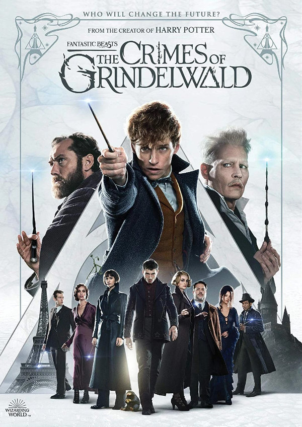 'Fantastic Beasts: The Crimes Of Grindelwald' movie poster