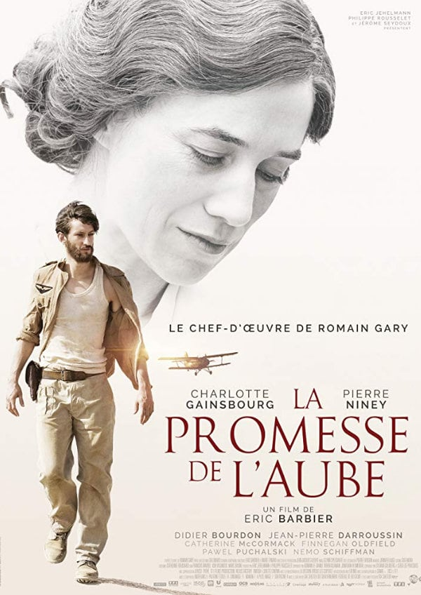 'Promise At Dawn' movie poster