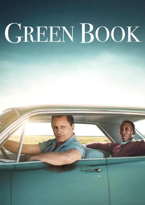 'Green Book' movie poster