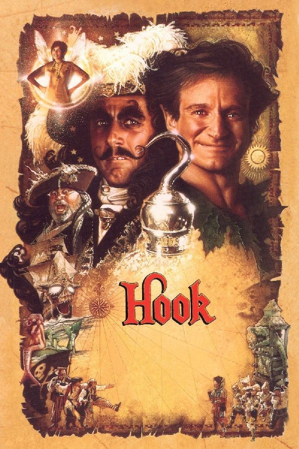 'Hook' movie poster