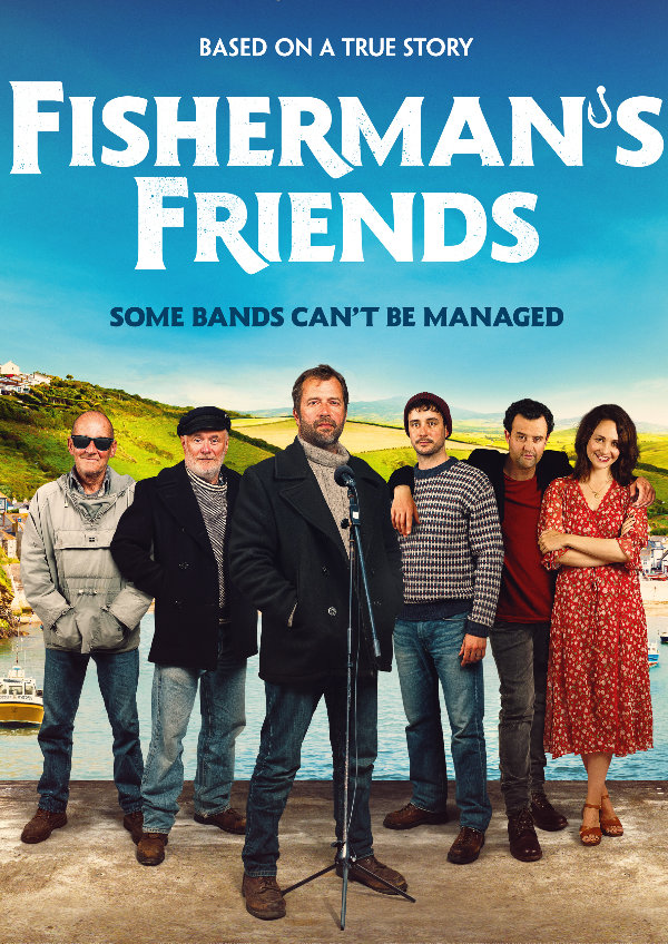 'Fisherman's Friends' movie poster
