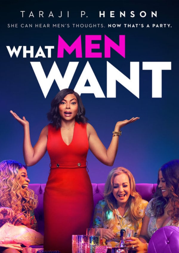 'What Men Want' movie poster