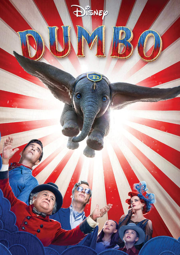 'Dumbo (2019)' movie poster