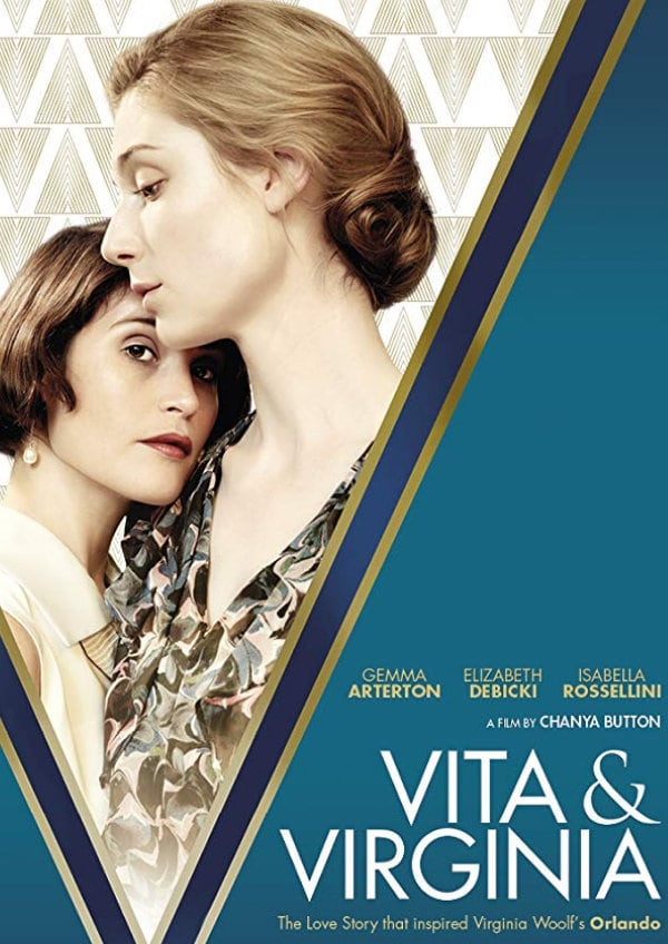 'Vita & Virginia' movie poster