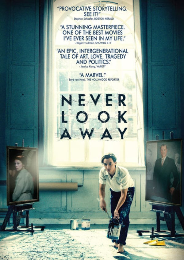 'Never Look Away' movie poster