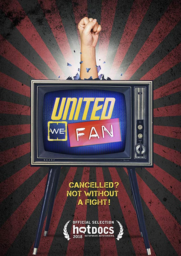 'United We Fan' movie poster