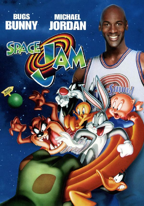 'Space Jam' movie poster