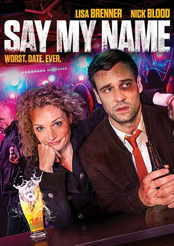 'Say My Name' movie poster