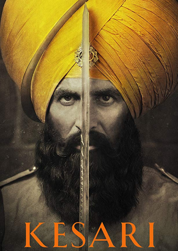 'Kesari' movie poster