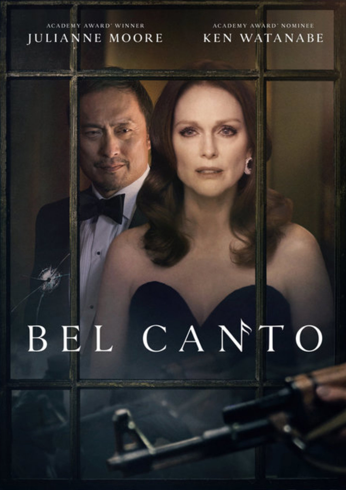 'Bel Canto' movie poster