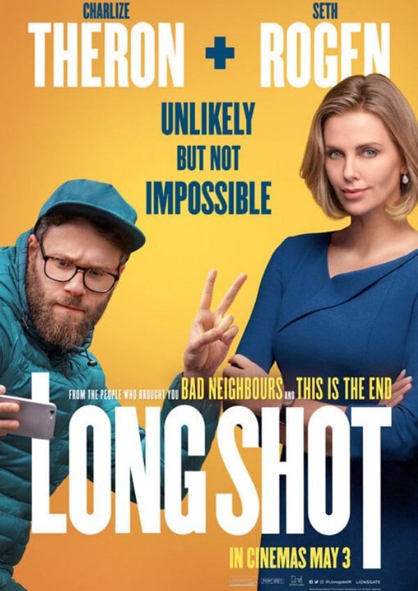 'Long Shot' movie poster
