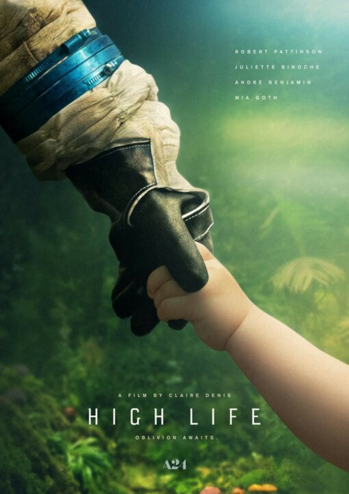 'High Life' movie poster