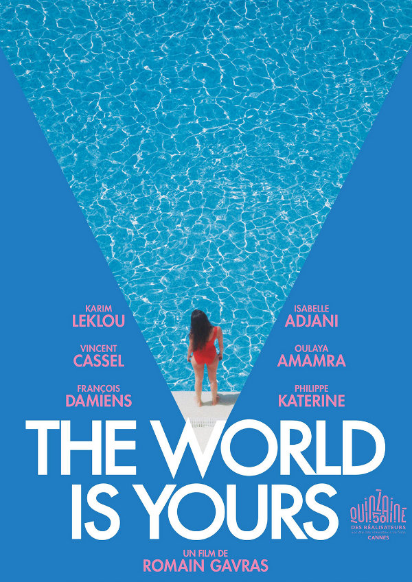 'The World Is Yours' movie poster