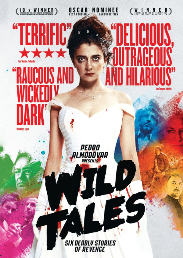 'Wild Tales' movie poster