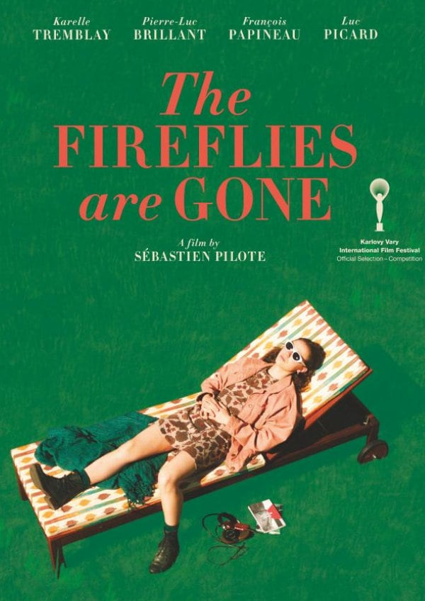 'The Fireflies Are Gone (La Disparition Des Lucioles)' movie poster