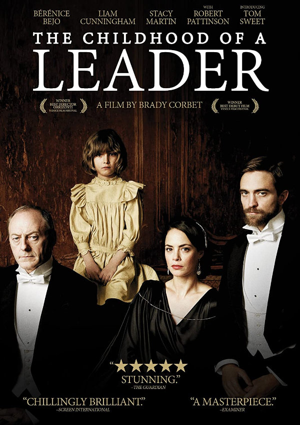 'The Childhood Of A Leader' movie poster