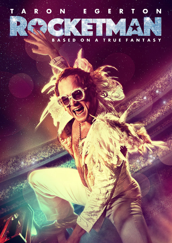 'Rocketman' movie poster