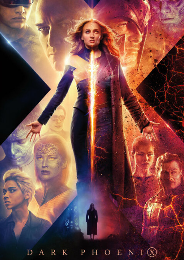 'X-Men: Dark Phoenix' movie poster