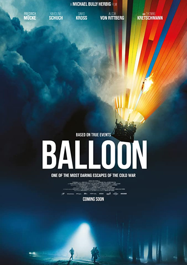 'Balloon (Ballon)' movie poster
