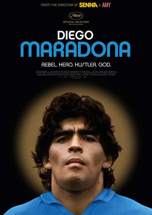 'Diego Maradona' movie poster