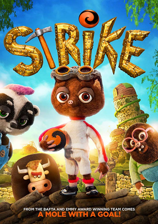 'Strike' movie poster