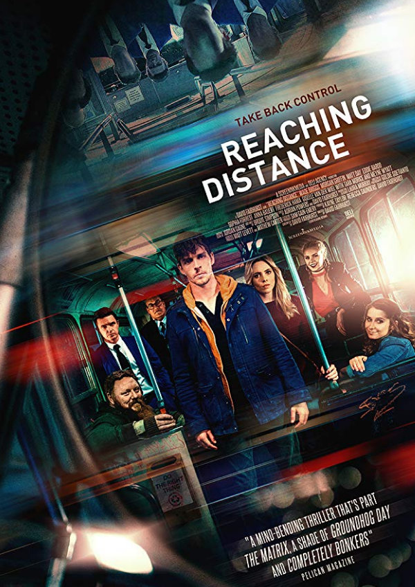 'Reaching Distance' movie poster