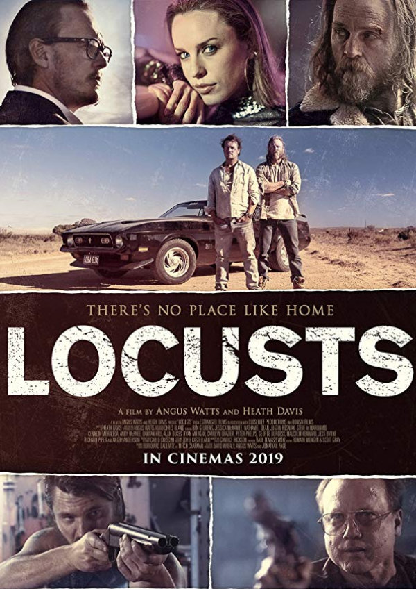 'Locusts' movie poster