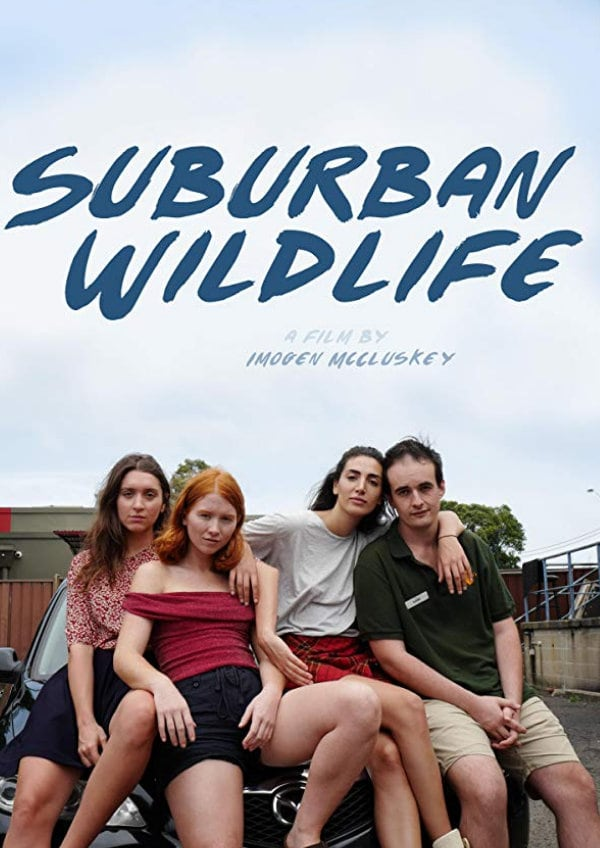 'Suburban Wildlife' movie poster