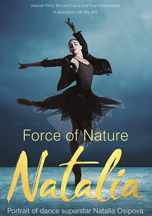 'Force Of Nature Natalia' movie poster