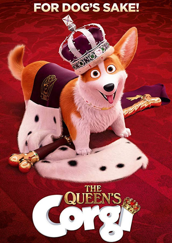 'The Queen's Corgi' movie poster