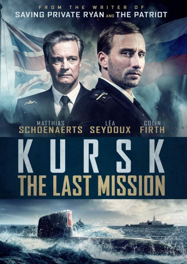 'Kursk: The Last Mission' movie poster