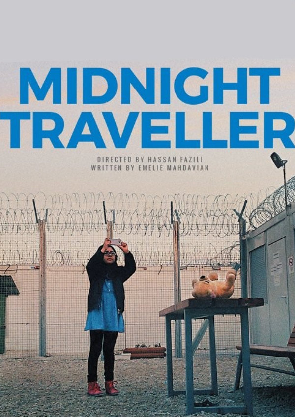 'Midnight Traveler' movie poster