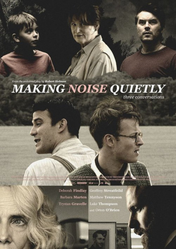 'Making Noise Quietly' movie poster