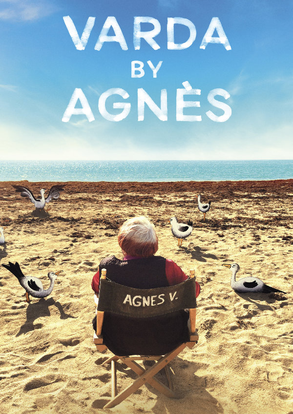 'Varda By Agnès' movie poster