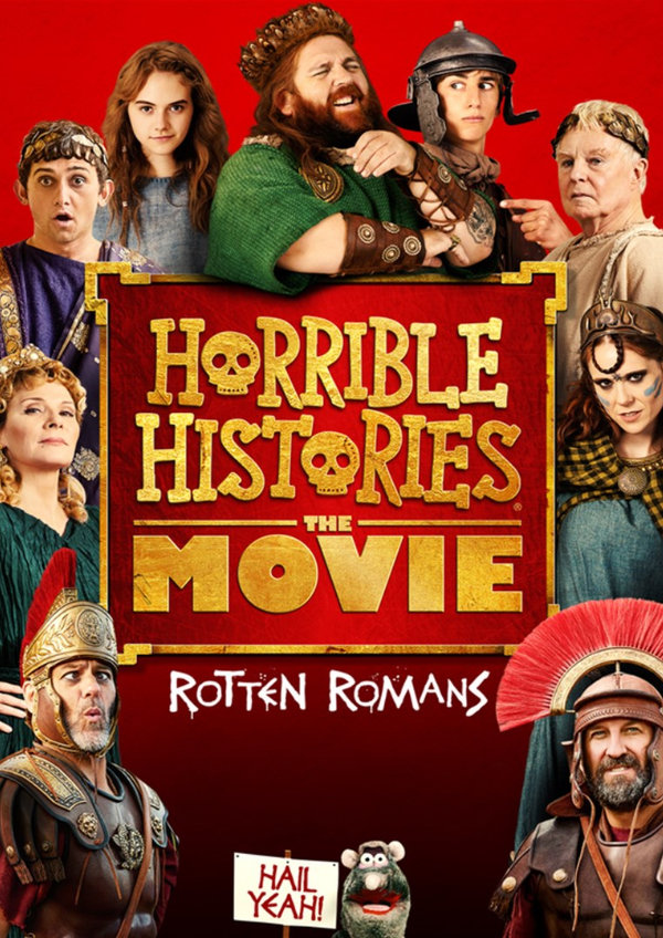 'Horrible Histories: The Movie - Rotten Romans' movie poster
