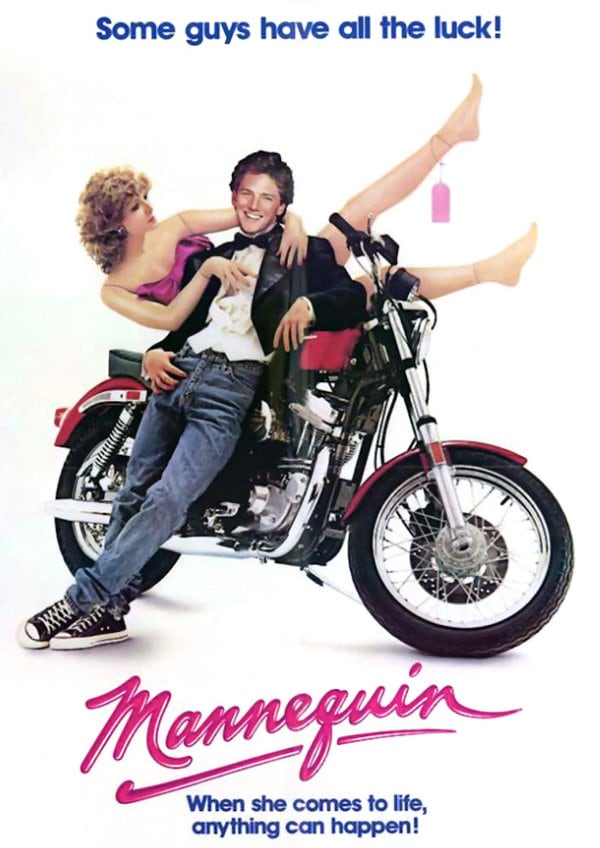 'Mannequin' movie poster