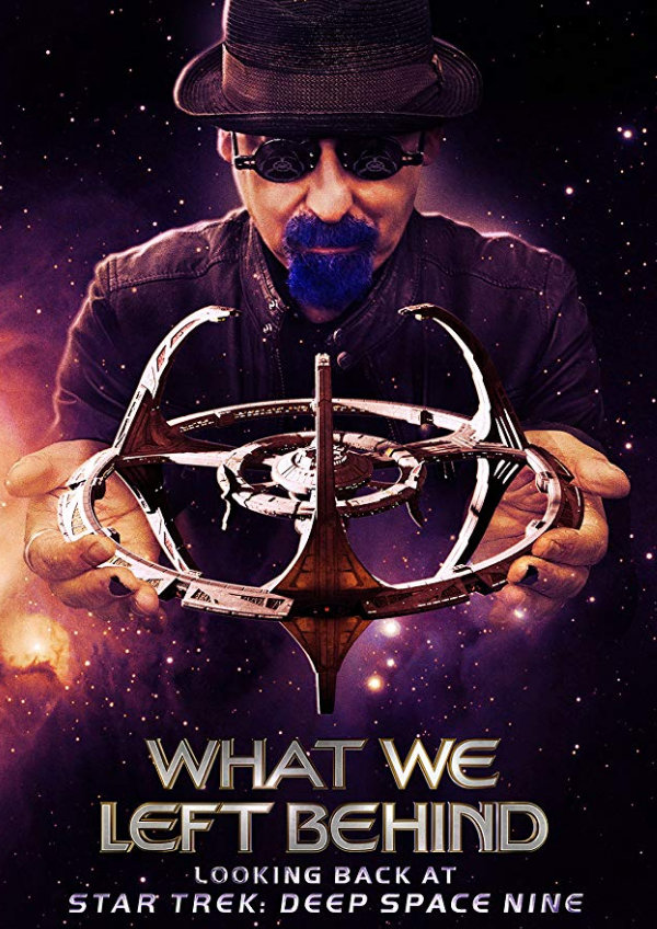 'What We Left Behind: Looking Back At Deep Space Nine' movie poster
