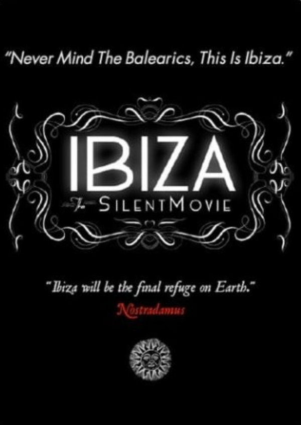 'Ibiza: The Silent Movie' movie poster