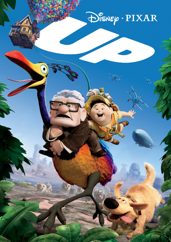 'Up' movie poster