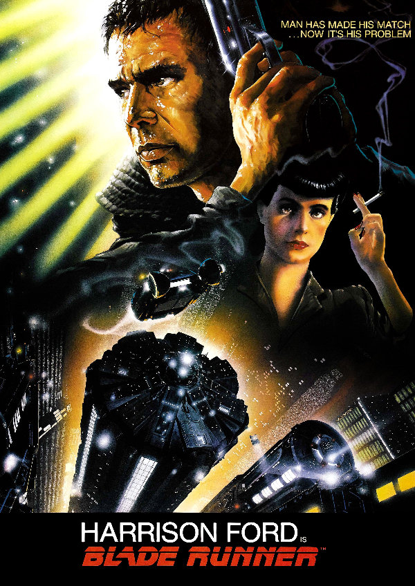 'Blade Runner' movie poster