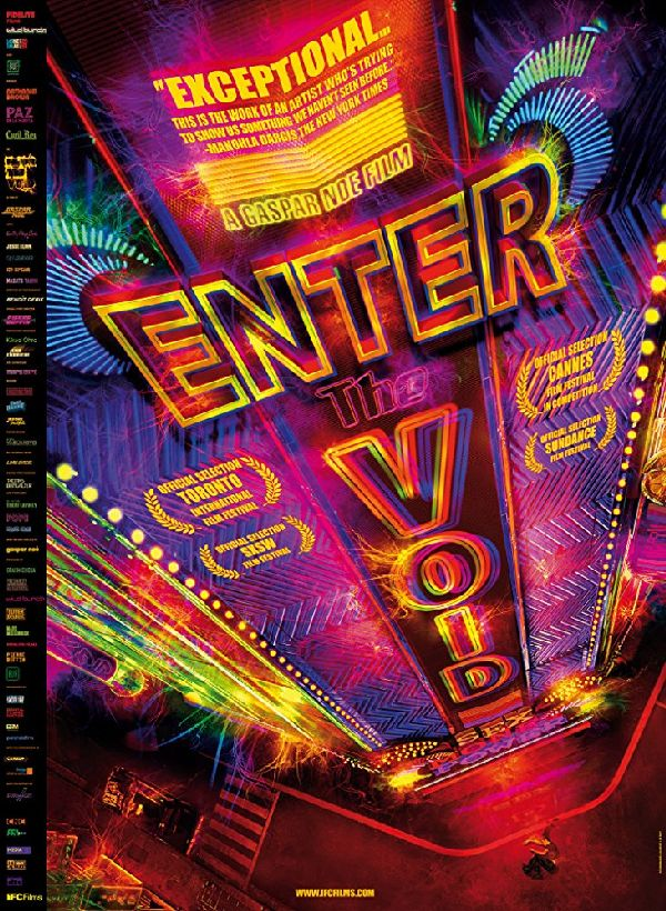 'Enter the Void' movie poster