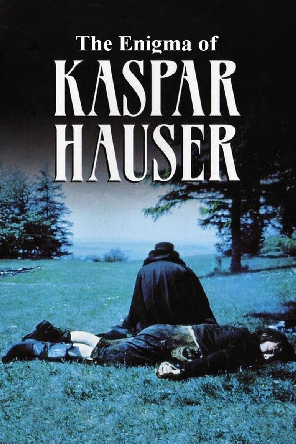 'The Enigma of Kaspar Hauser' movie poster